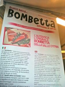 Street Food: Bombetta della Valle d'Itria