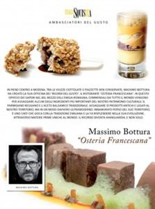 L'album di figurine dedicato ai grandi chef di Italia Squisita