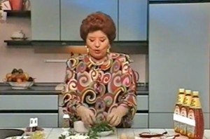 Wilma de Angelis in Sale, pepe e...fantasia