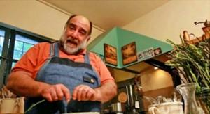 Giorgio Barchiesi in Giorgione orto e cucina