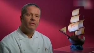 Ernst Knam ne Il Re del Cioccolato, in onda sul canale Real Time