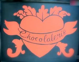 Il logo della Fabbrica del Cioccolato, trasmissione TV  mandata in onda sul canale satellitare Real Time.