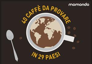 Il caffè nel mondo (infografica)
